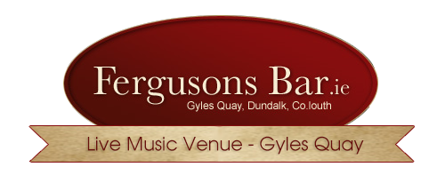 Ferguson's Bar | Gyles Quay | Live Music Venue | Dundalk Co. Louth - LOGO_500x197