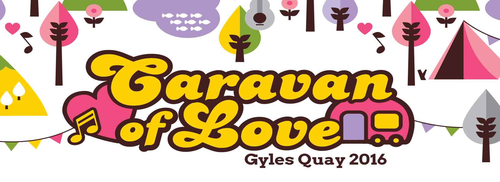 Caravan of Love 2016 - Music Festival - Gyles Quay